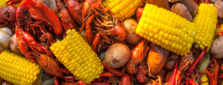 low country boil food